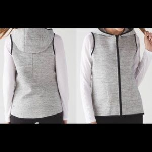 Lululemon reversible vest